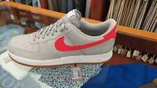 Scarpa Sportiva Sneakers Nike Air Force 1 Grigio Chiaro Misura 52.5 UK 17