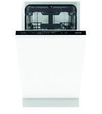 Gorenje Geschirrspüler 45cm Vollintegrierbar Gv55110 A++
