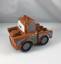 Lego Duplo Mater from Disney Cars No Tow Hook EUC