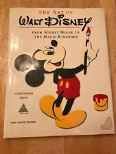 The Art Of Walt Disney(from Mickey Mouse To The Magic Kingdoms)