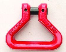 10mm Perno Cinghia Sling LINK-CATENA GANCIO xn235-01 GANCIO DI SOLLEVAMENTO