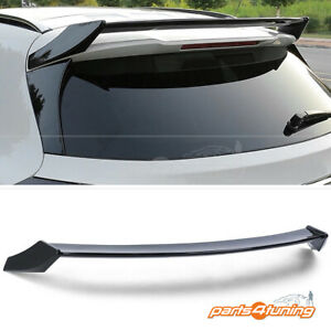 MERCEDES BENZ GLA W156 X156 2013-2020 ROOF SPOILER WING GLOSS BLACK B STYLE