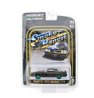 GREENLIGHT 1:64 Scale Smokey and The Bandit 1977 PONTIAC T/A Trans Am CHASE CAR