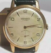 orologio  oversize vintage AS 1130 verywatch uomo buono stato funzionante