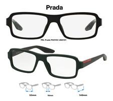 Prada VPS 01G UB61O1 Eyeglass Frames Dark Green Size 53mm 100% Authentic & New