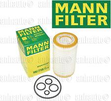 Mann-Filter HU718/5X Engine Oil Filter for Mercedes-Benz