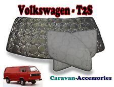 Intérieur cabine thermique écran isotherme VW TRANSPORTER T2 S Camper Camping-car