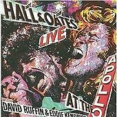 Hall & Oates - Live at the Apollo with David Ruffin and Eddie Kendricks (Live Recording, 2009)