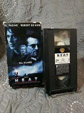Al Pacino, Robert De Niro - Heat (VHS, 1996)