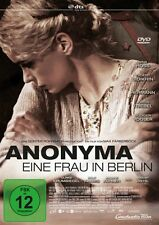 DVD * ANONYMA - EINE FRAU IN BERLIN   NINA HOSS # NEU OVP =