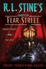 Fright Knight and the Ooze: Twice Terrifying Tales (Paperback or Softback)