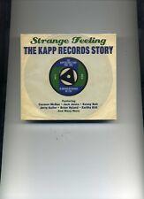 STRANGE FEELING - THE KAPP RECORDS STORY - BRIAN HYLAND BEACH BOYS - 2 CDS - NEW