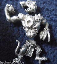 1994 Skaven Rat Ogre 3 Chaos Ratmen Citadel Warhammer Army Beast Master Ogor GW