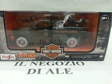 Maisto 32181 Ford F350 Super Duty 1/27 H.d. FXSTB Night Train 1/24