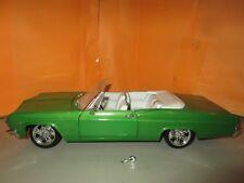 Hot wheels 1965 Chevrolet Impala Convertible 1:18 Die Cast NO Box