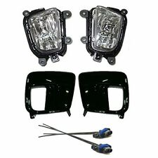 Fog Light Lamp Cover Wiring set for 2009-2013 Forte Cerato Koup Oem Parts