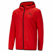 PUMA Men's Essentials Solid Windbreaker