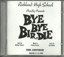 CD - Novelist SANDRA BROWN Sings!  BYE BYE BIRDIE - 60's High School Recording!!