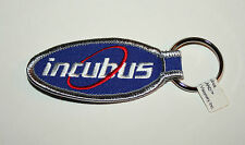 Vintage Incubus Rock Group Band Music Concert Plush Key Chain 2001 New Nos