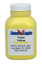 Yellow Toner Eagle Refill Kit w/Chip for HP CP1525 CP1525nw CE322A. 1.3K Pages