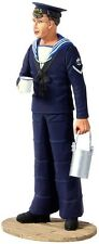 W Britain 13005 British Royal Navy Sailor With Rum Rations Collectible Soldiers