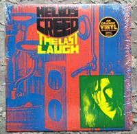 Helios Creed - The Last Laugh - Orange Vinyl LP - 2016 US ReIssue MVD8283LP