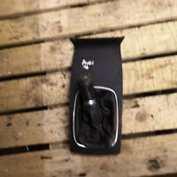 AUDI A6 C5 GENUINE BLACK LEATHER GEAR STICK GAITER 4B0863279A