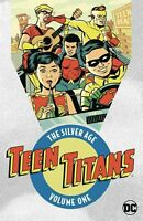 TEEN TITANS THE SILVER AGE VOL #1 TPB DC Comics over 300 pages TP