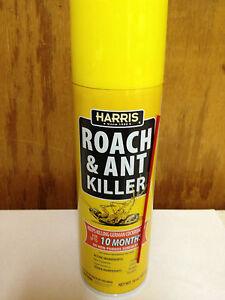 Harris Roach And Ant Killer Aerosol Spray