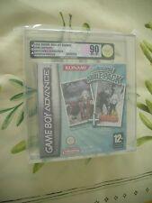 >> VGA 90 NINTENDO GAME BOY ADVANCE CASTLEVANIA DOUBLE PACK PAL UK NEW SEALED <<