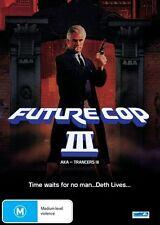 Future Cop 03 (DVD, 2010) Brand New Sealed
