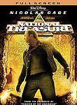 National Treasure (DVD, 2005, Full Frame)