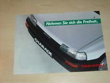 30549) Daihatsu Charade Prospekt 198?