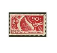 "FRANCE STAMP TIMBRE N° 326 "" EXPOSITION INTERNATIONALE 90c "" NEUF xx LUXE"