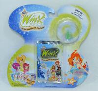 WINX Club Amis Magix 6 Cartes parfumées Scintillantes + Bague Jeu magique fée