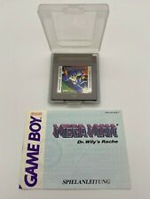 Game Boy Classic Spiel - Mega Man Dr Wily´s - Retro Game GBA, Color *getestet*