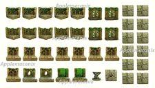 Dwarven Forge MM-040 Woodlands Master Maze Set * NEW IN BOX! * D&D Dungeon Tiles