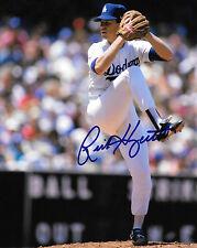 **GFA Los Angeles Dodgers  * RICK HONEYCUTT *  Signed 8x10 Photo MH1 COA**