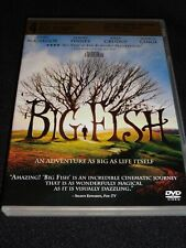 Big Fish Dvd (Like New)