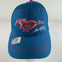 NEW Ford Mustang Girl Hat Blue Pink The Legend Lives GM Official License