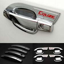 FOR Chevrolet Cruze 2010-2015 ABS chrome exterior outside door handle bowl trim