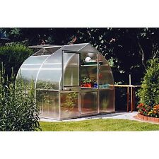 "7'8"" x 7' Riga IIs Greenhouse - Free Shipping"
