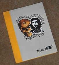 ArtReview: The Annual 2007/08 Art Review 2007 Thomas Hirschhorn artist book