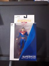 """DC COLLECTABLES EARTH 2 SUPERMAN 6"""" ACTION FIGURE"""