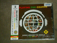 Playing For Change - Songs Around The World CD DVD Japan sealed
