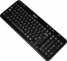 Logitech K360 Advanced Wireless Compact Slim Wireless Keyboard USB Unifying NEW