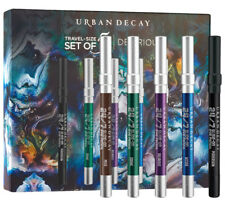 Urban Decay DELIRIOUS Travel Size Set of 5 Eye Liners *SOLD OUT LIMITED EDITION*