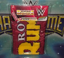 WWF Royal Rumble 1992 - Ring Skirt for WWE Authentic Scale Ring - Accessories
