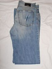 HUGO BOSS Washington 00029 Straight Fit Men's Jeans 31Waist -35 Inside Leg#119
