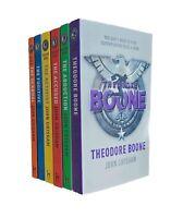 John Grisham 6 Books Theodore Boone Thriller Mystery Series Kids Detective New